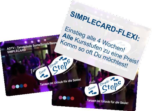 SimpleCard flexi